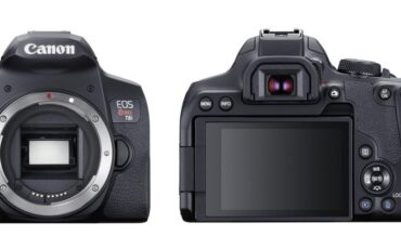 Canon EOS Rebel T8i Announced - the Entry-Level DSLR Is Still Alive