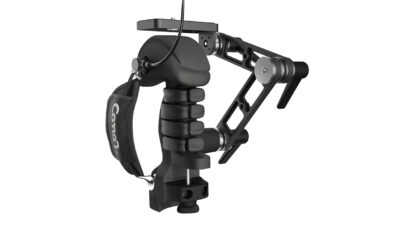 Caman Handle - Ergonomic LANC Camera Control at a Premium Price