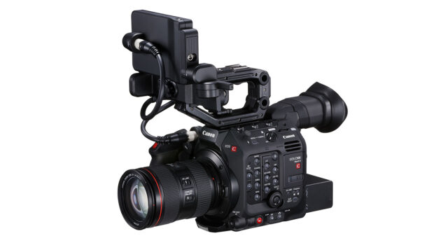 Canon C500 Mark II – Firmware Update V1.0.1.1