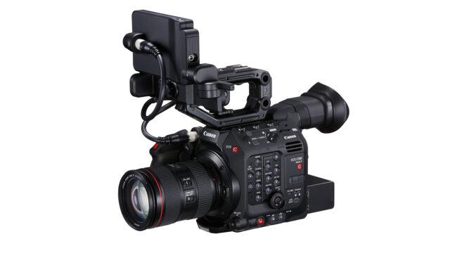 Canon EOS C500MkII.