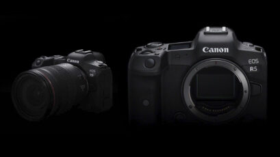 Canon EOS R5 Development Announced – 8K Video and IBIS