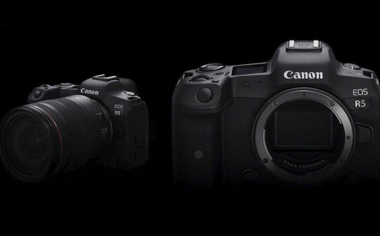 Canon EOS R5 Development Announced – 8K Video and IBIS