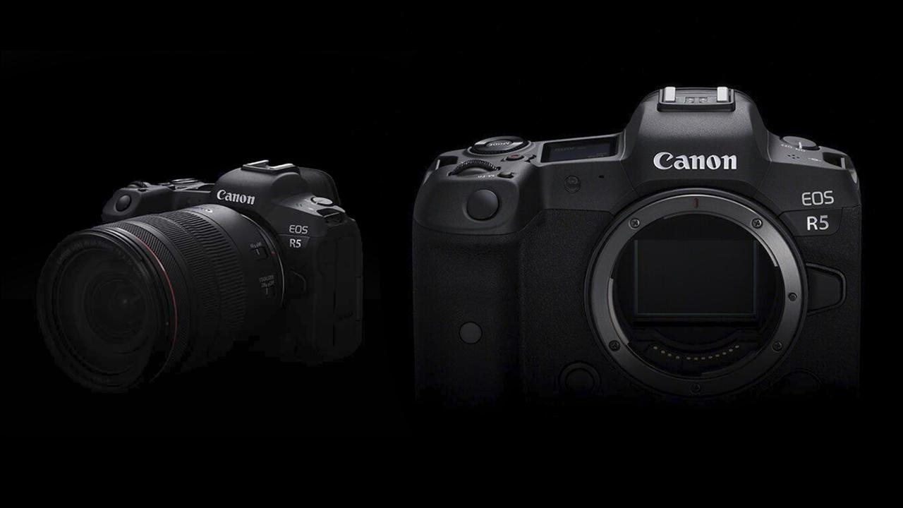 Anuncian el desarrollo de la Canon EOS R5 - Video 8K, IBIS