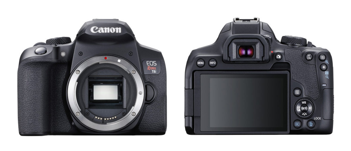 Canon EOS Rebel T8i Announced - the Entry-Level DSLR Is Still Alive   cinema5D
