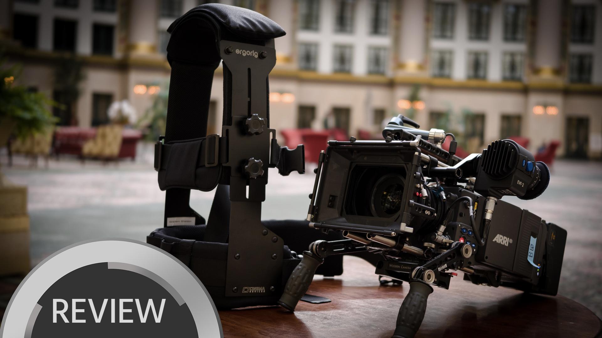 Reseña práctica del chaleco Ergorig Vest - Soporte de cámara fácil de usar