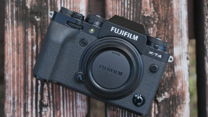 FUJIFILM X-T4 Hands-on Review - The Good Has Just Become Much Better
