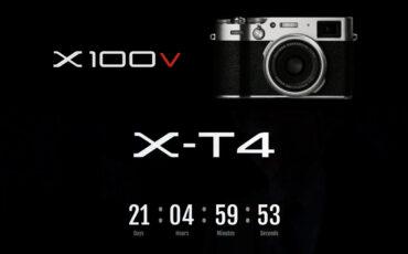 FUJIFILM X-T4 Announced and FUJIFILM X100V Launched