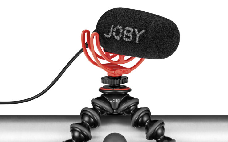 JOBY Wavo - New Ultra-Lightweight Vlogger Mic Announced
