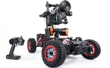 Kessler KillShock Recon - 1/5th Scale 4WD RC Buggy with Base for Cameras