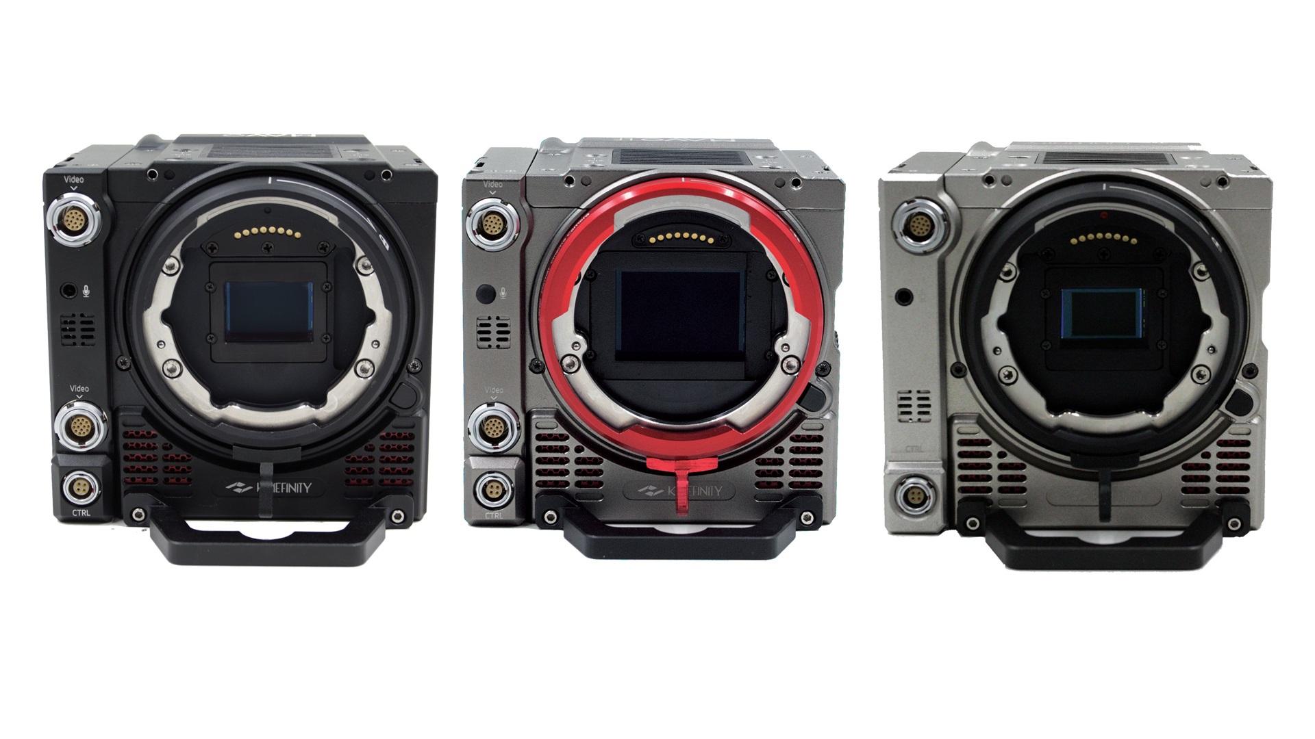 El precio de las cámaras Kinefinity cae enormemente y hay nuevos paquetes de accesorios, la TERRA 4K ahora con ProRes 4444/XQ