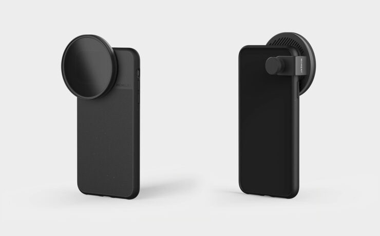 Moment 67mm Filter Mount - Attach Filters to Any Phone