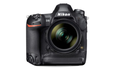 Nikon D6 Released - New Camera, Similar Specs
