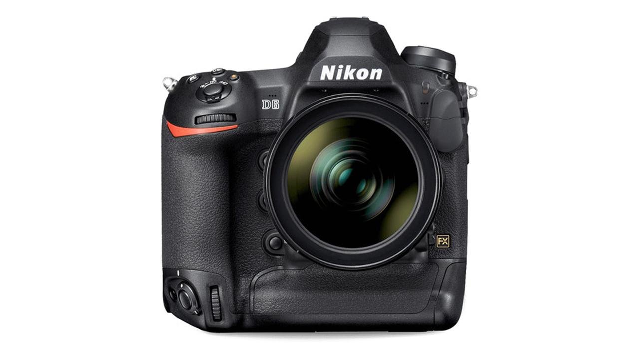 Nikon D6 Released - New Camera, Similar Specs