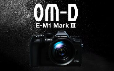 Olympus OM-D E-M1 Mark III Announced - Impressive Stabilization and Photo Features