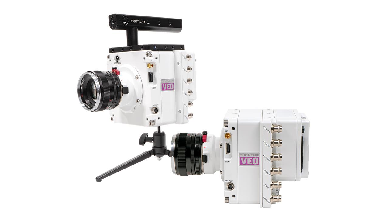 Vision Research lanza la cámara de alta velocidad Phantom VEO 1310