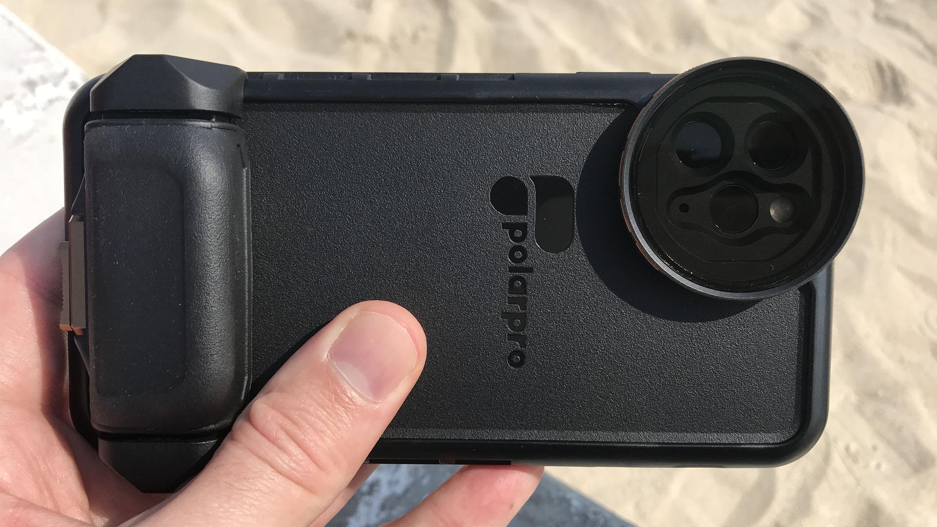 PolarPro LiteChaser Pro - ¿la funda de iPhone definitiva para realizadores audiovisuales?