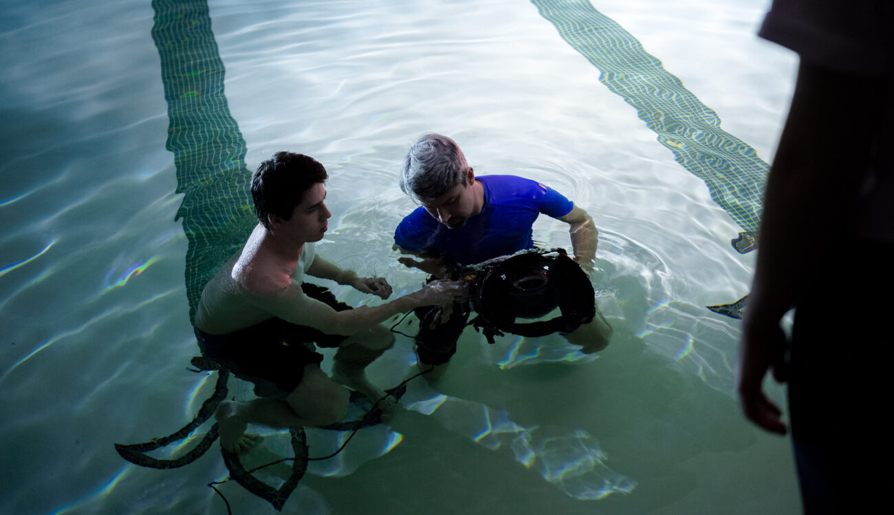 Considerations for Underwater Cinematography