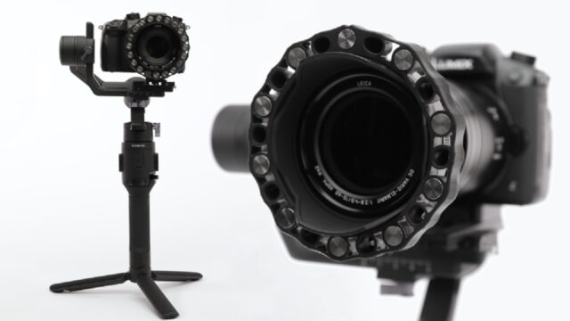 "StabiLens – Counterweight System for Lens ""Hot-Swapping"" on Gimbals"