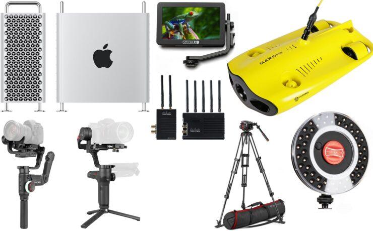 This Week's Top Deals for Filmmakers – Apple Mac Pro, Teradek, Zhiyun Gimbals, SmallHD and More