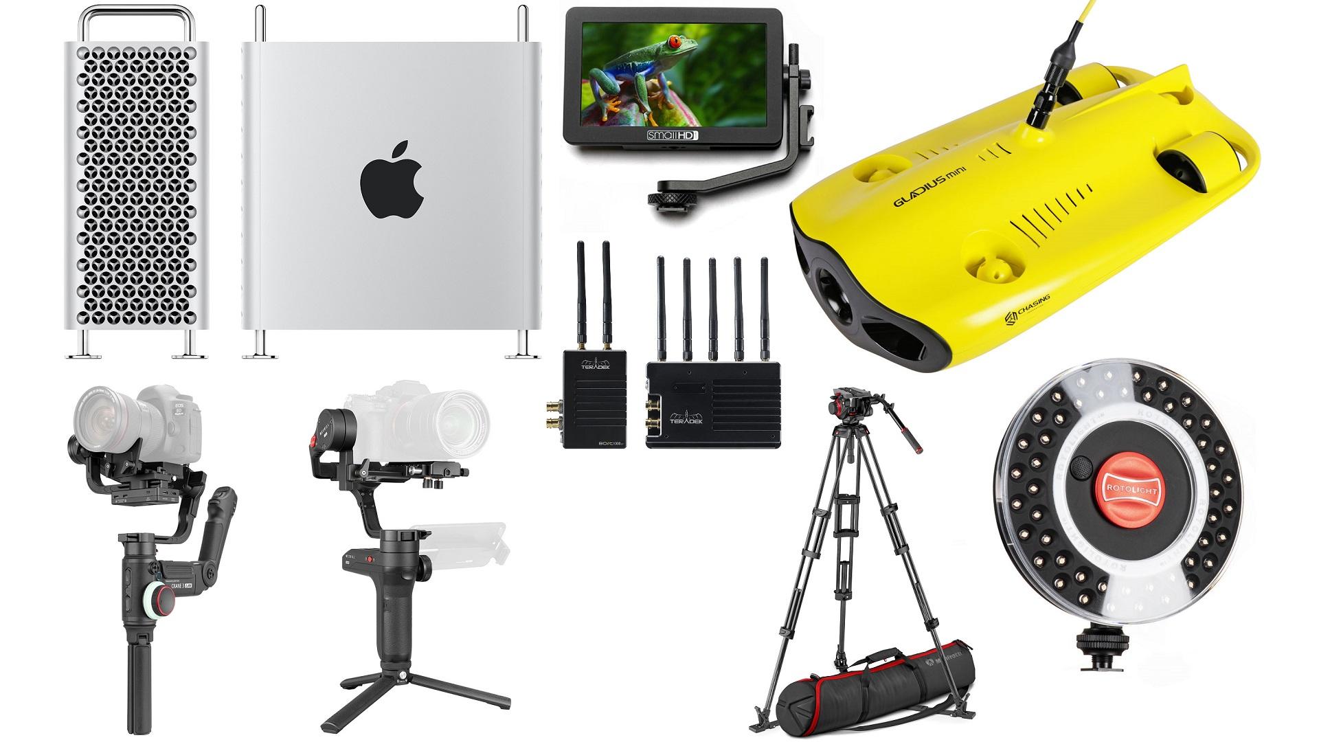 Las mejores ofertas de esta semana para cineastas: Apple Mac Pro, Teradek, Gimbals Zhiyun, SmallHD y más