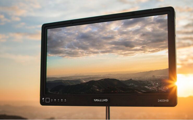 SmallHD 2403 High Bright Production Monitor with 1600 Nits