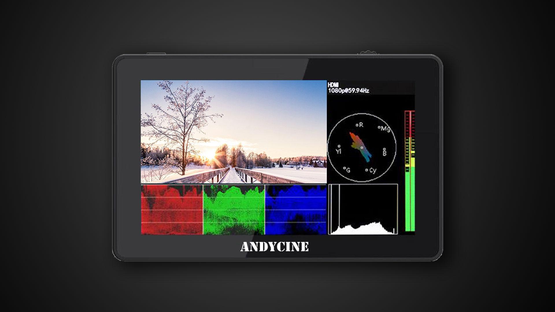 ANDYCINEがA6 Plus V2モニターを発表