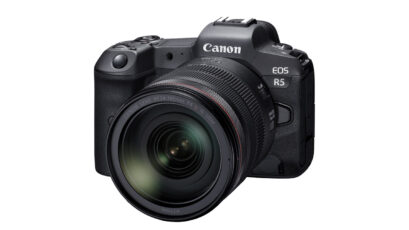 Canon EOS R5 - More Details From Canon