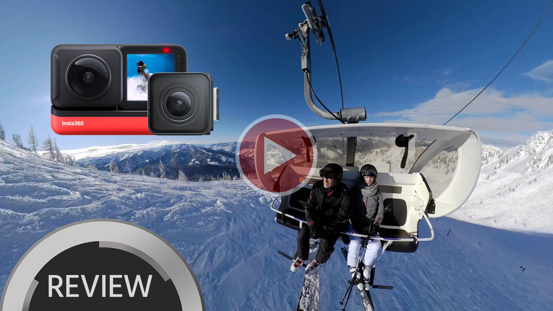 Reseña: Insta360 One R Twin Edition vs. GoPro HERO8 ¿el futuro de las cámaras de acción?