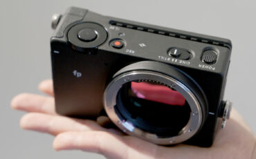 SIGMA fp - Major Firmware Update now Officially Confirmed