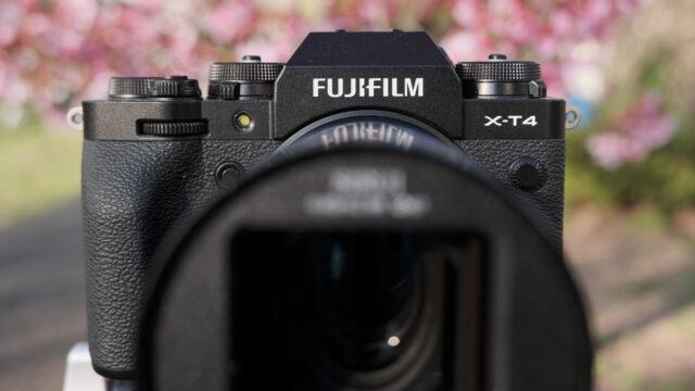 FUJIFILM X-T4 and SIRUI 50mm Anamorphic Lens – Handheld Sample Footage