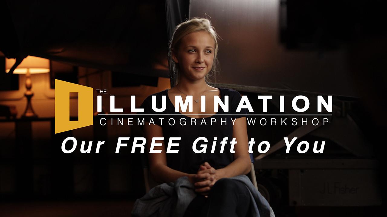 Taller gratuito de 8 horas sobre experiencia en iluminación de la Academia Shane Hurlbut