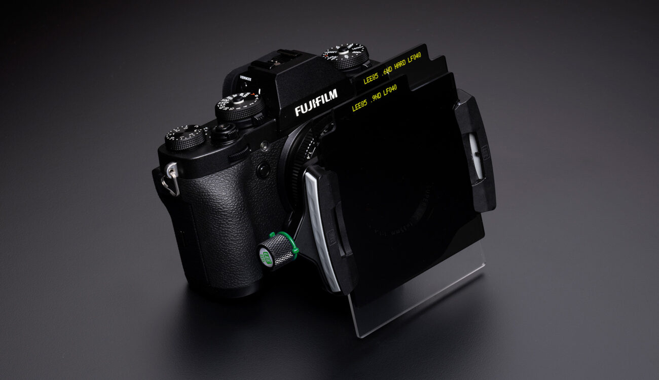 The LEE 85 Filter System for Small Body Mirrorless Cameras