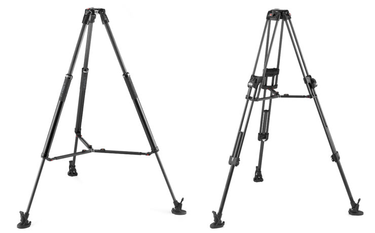 Manfrotto FAST Single Leg and FAST Twin Legs Tripods Introduced