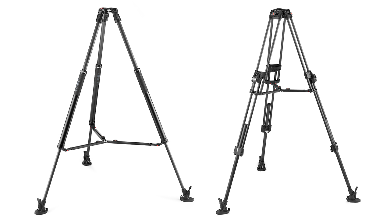 Presentan los trípodes Manfrotto FAST Single Leg y FAST Twin Legs