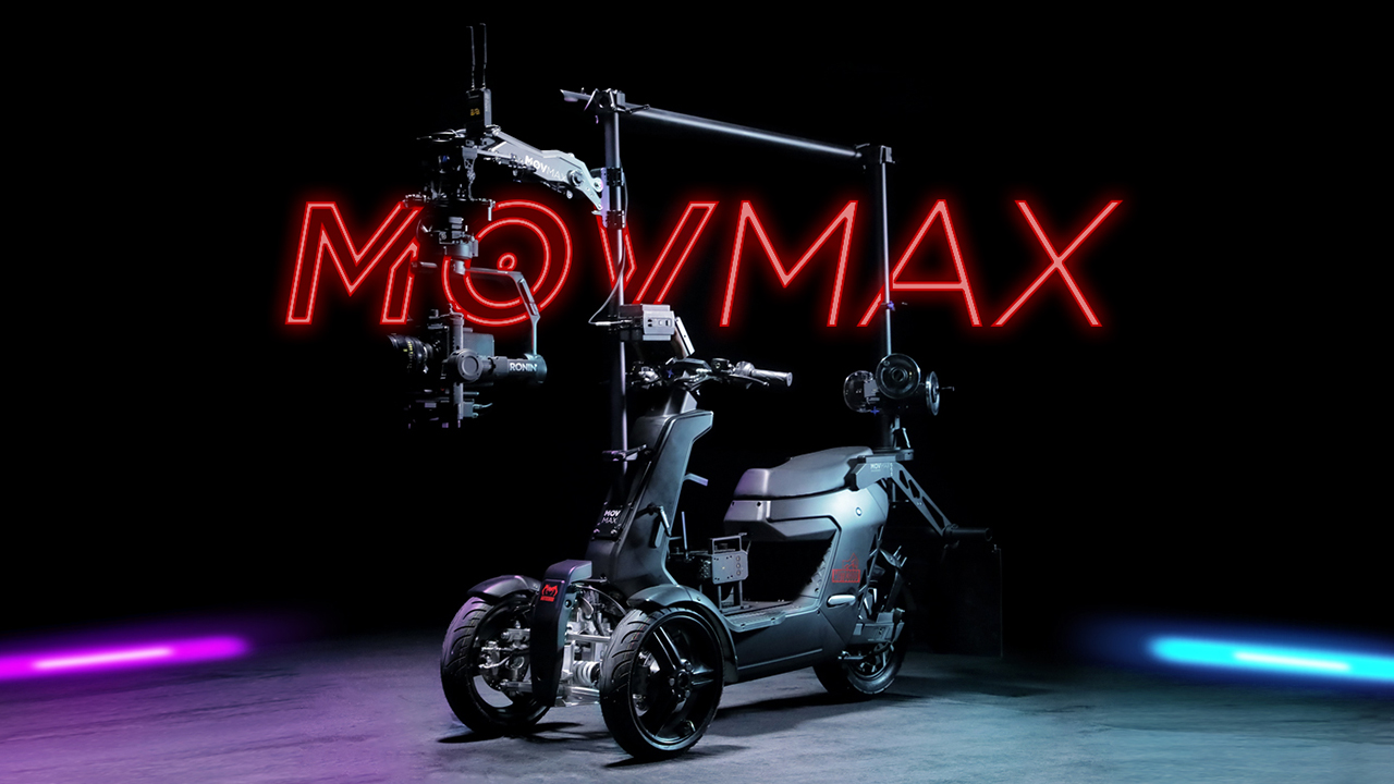 Anuncian el Movmax MUTO3000 y el Brazo Movmax N2