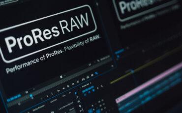 Apple ProRes RAW Beta Release For Windows