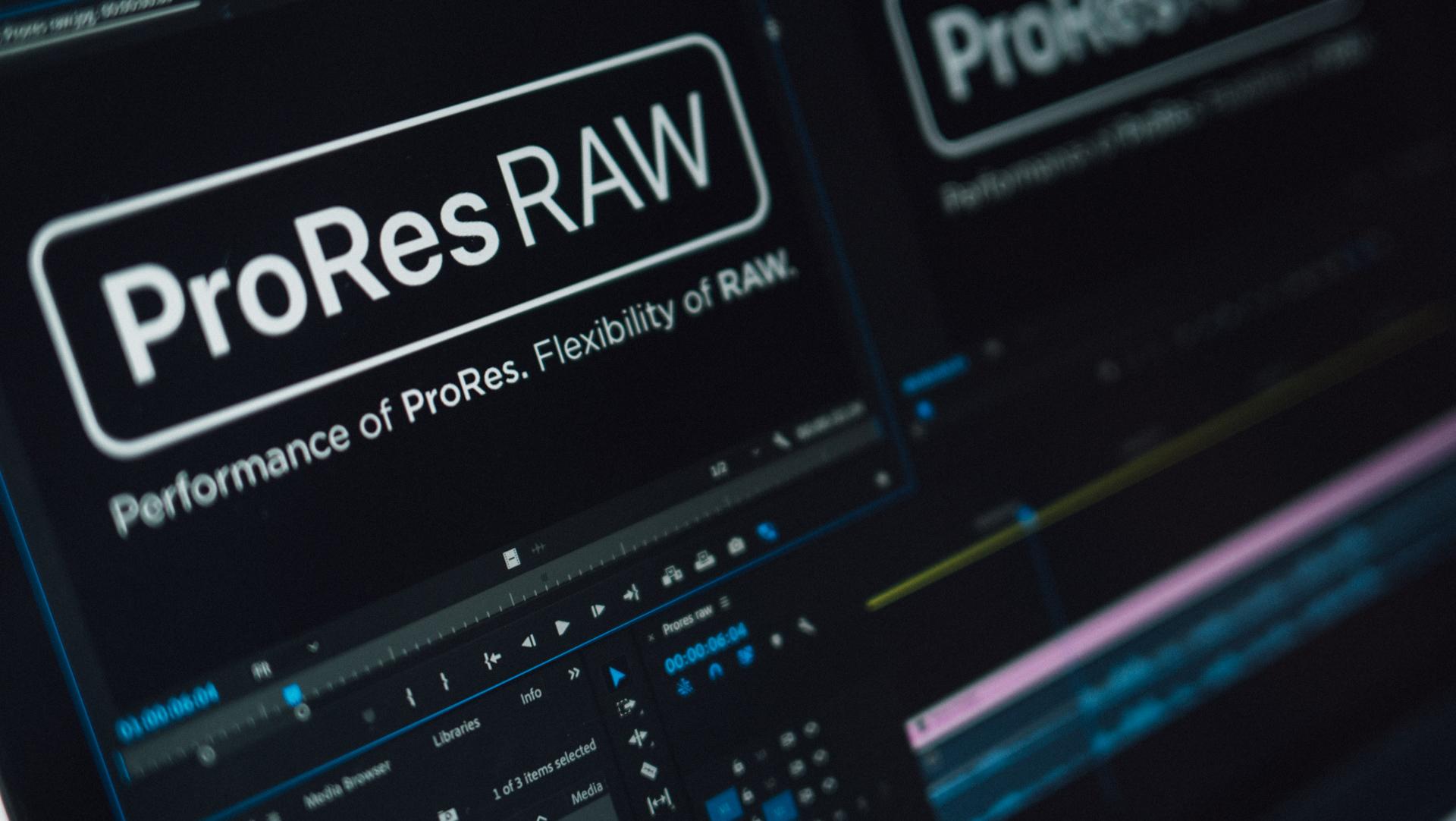 アップルがProRes RAWのWindows向けベータバージョンをリリース