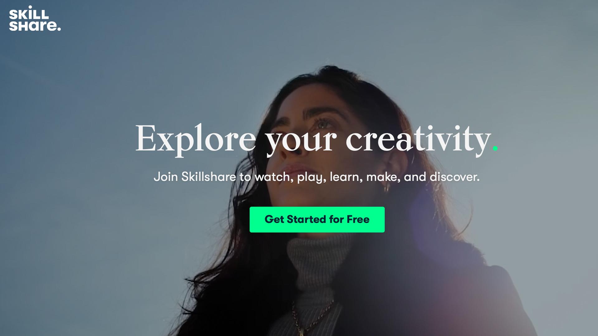 """Skillshare anuncia las opciones """"Únete gratis"""" y """"Quédate gratis"""""""