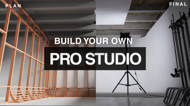 How To Build an Affordable Pro Studio – Syrp Tutorial