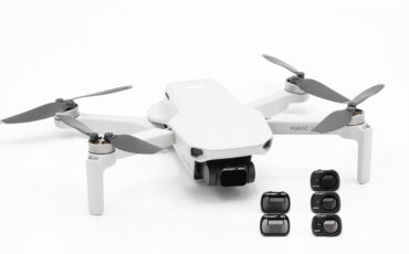 Tiffen Filter ND & ND/Polarizer Kit for DJI Mavic Mini Drones Now Available