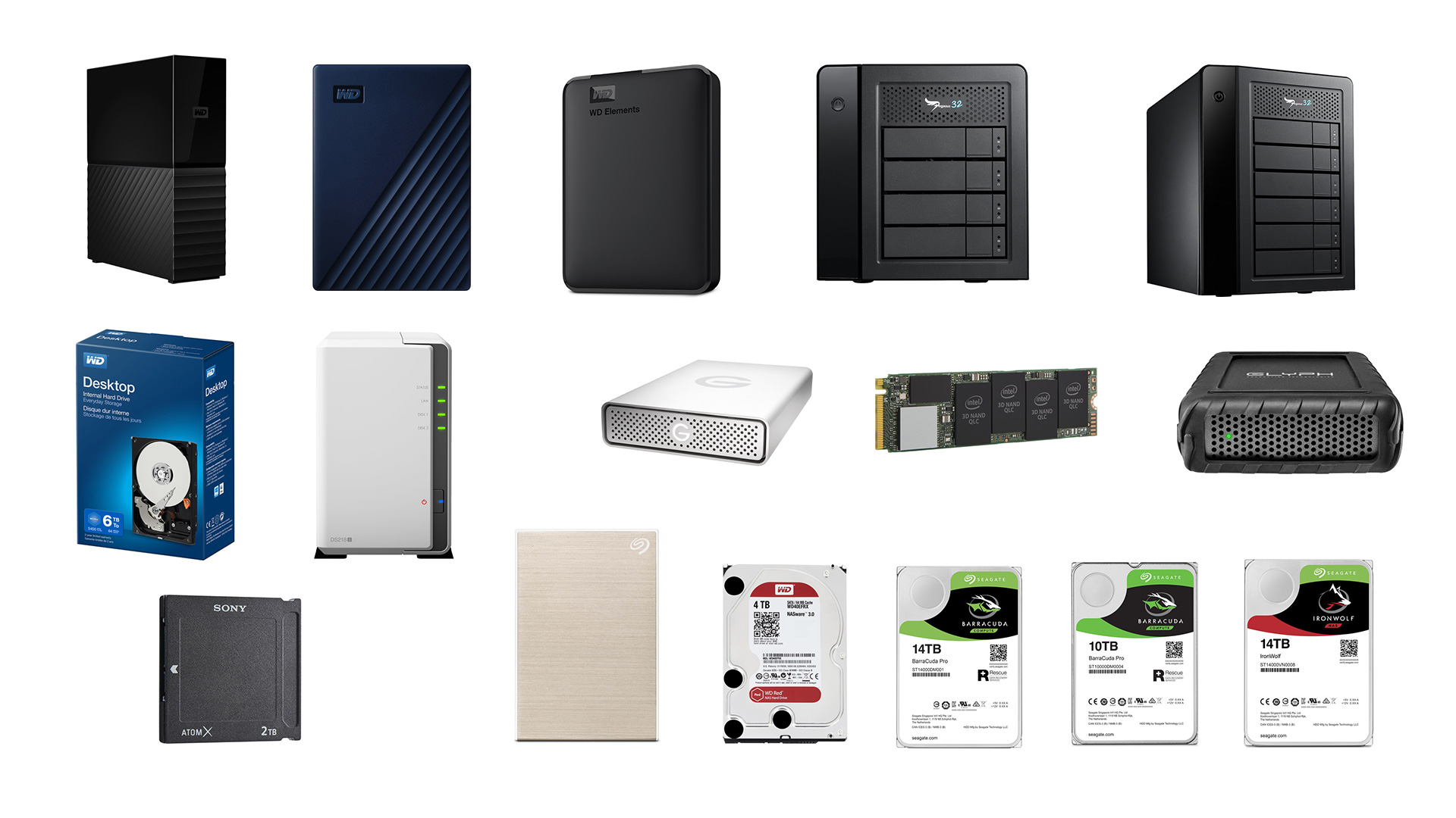 Ofertas del Día Mundial de las Copias de Seguridad – las mejores ofertas en discos duros solo durante el 31 de marzo