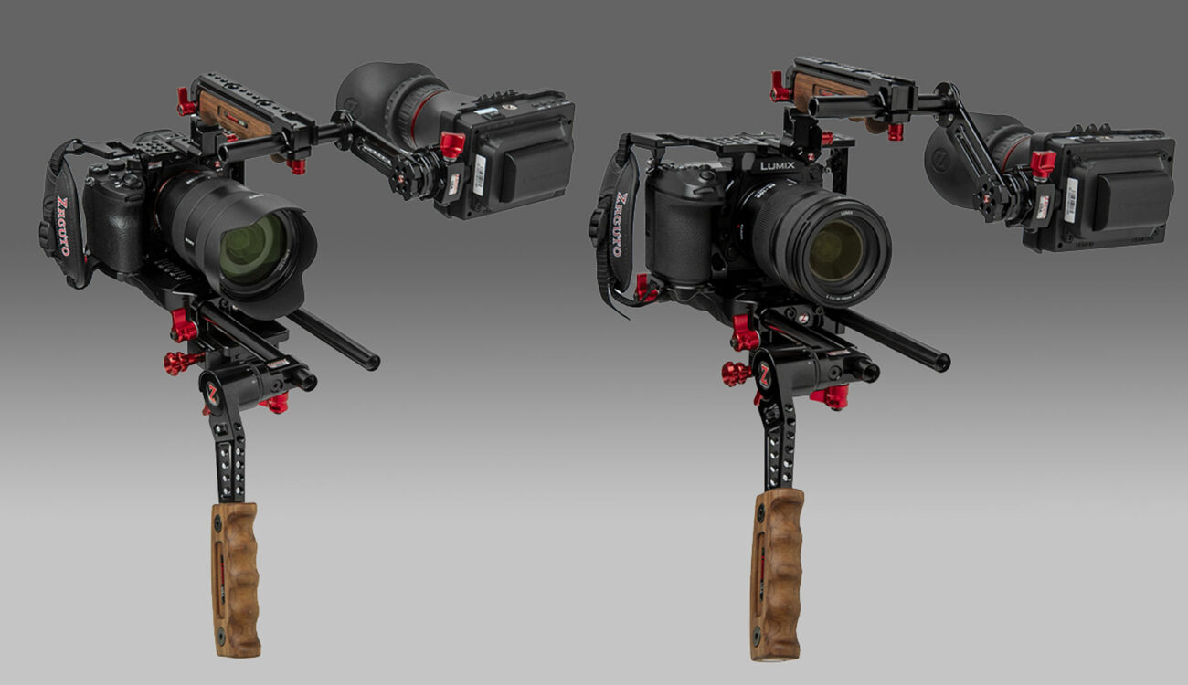 Zacuto ACT Recoil - Arca-Swiss Compatible Mirrorless and DSLR Rigs