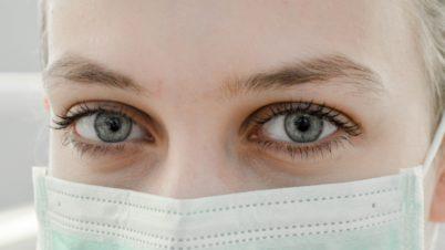 Coronavirus check in woman featured image