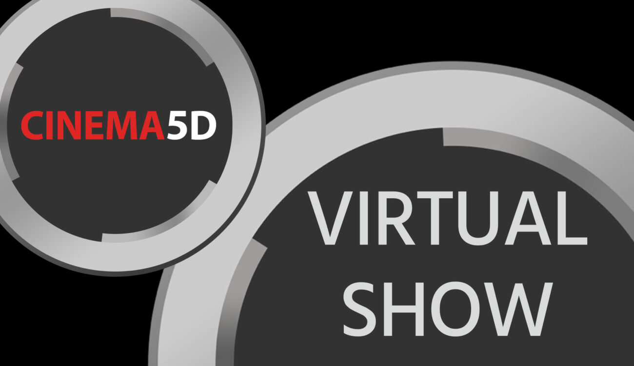 """cinema5D Planning """"Virtual Trade Show"""" to Give NAB News a Stage - Manufacturers Invited"""