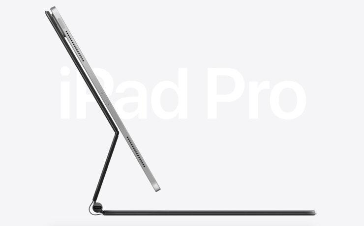 Apple iPad Pro 2020 with Magic Keyboard - Half Computer, Half Tablet