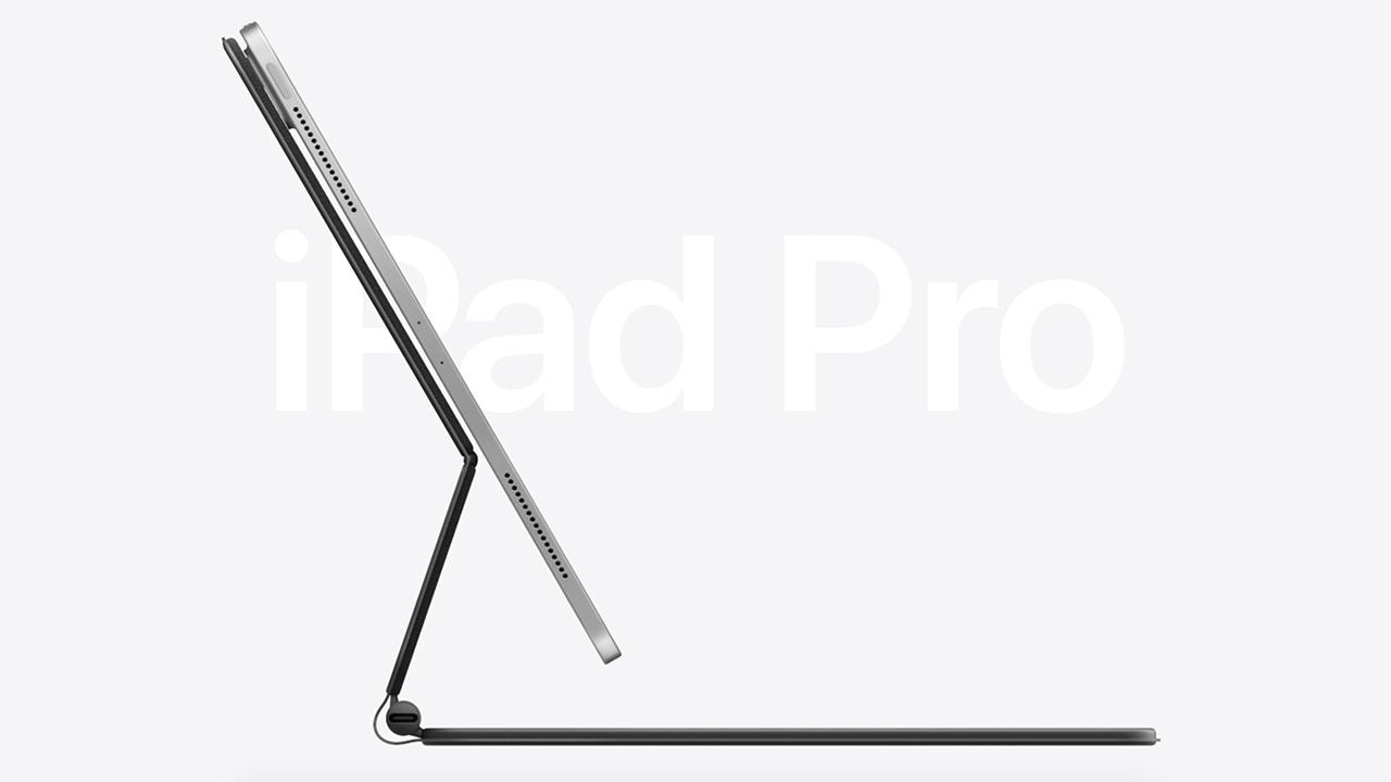 Apple iPad Pro 2020 con Magic Keyboard: mitad computadora, mitad tableta