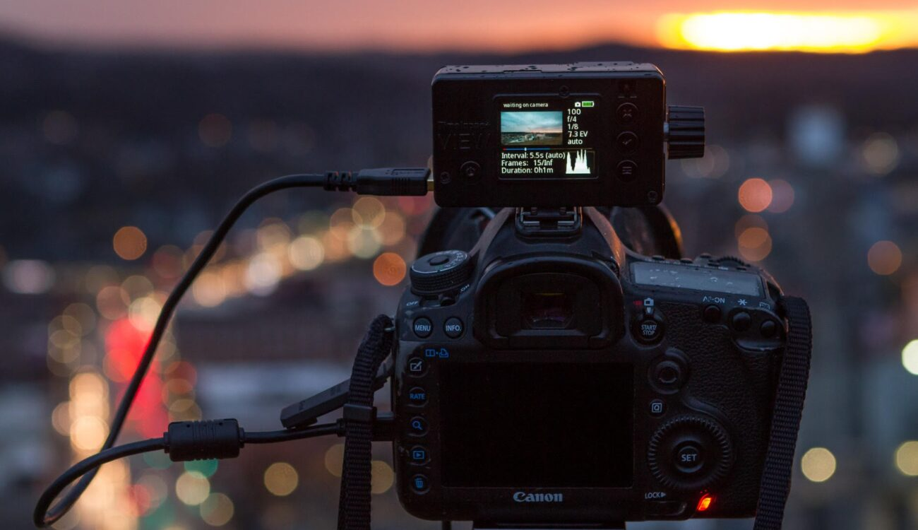 Timelapse+ VIEW 1.8 Update - Adds New CORE USB Camera Driver
