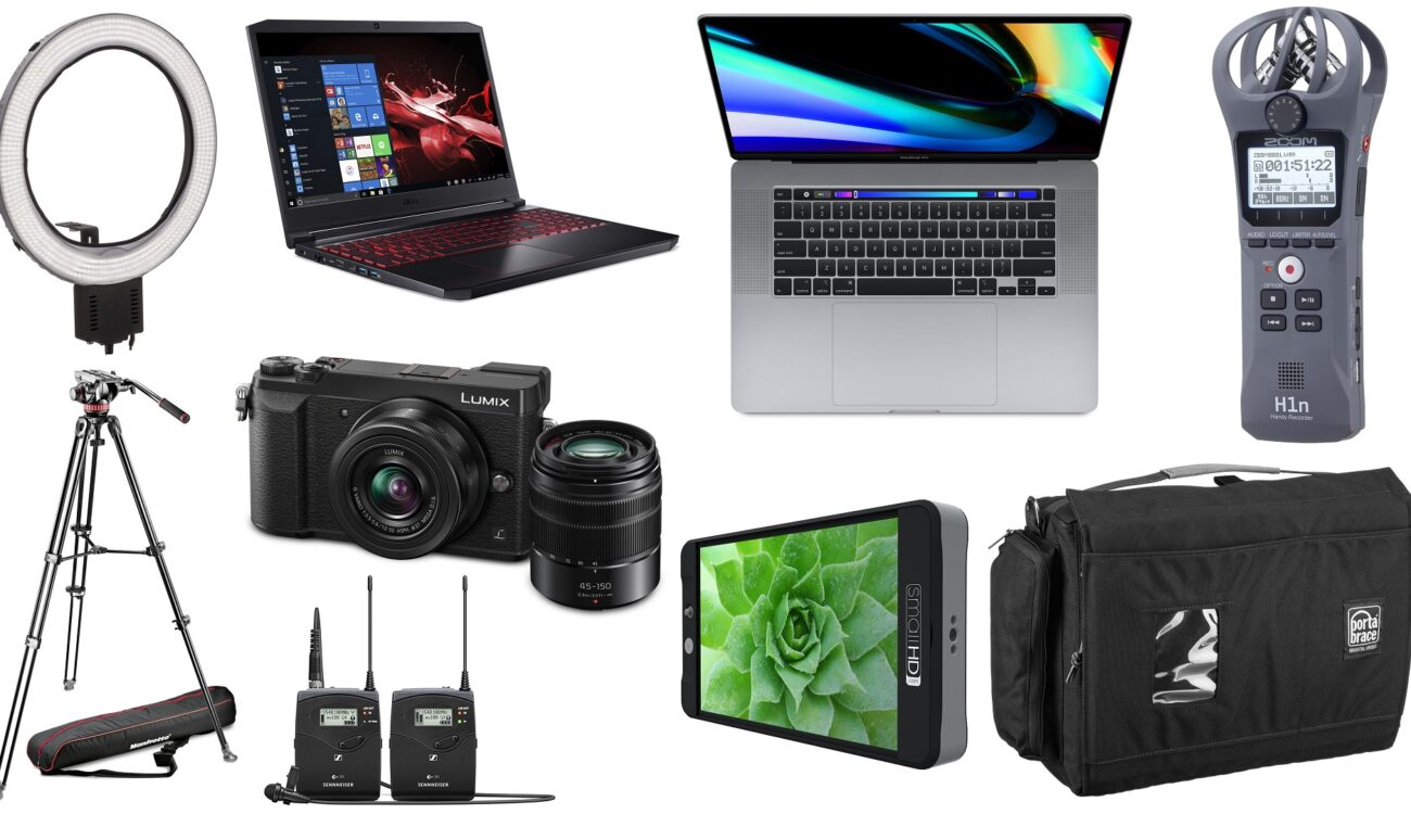 """This Week's Top Deals for Filmmakers – SmallHD Monitor, Panasonic GX85, MacBook Pro 16"""" and More"""