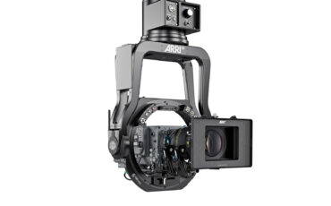 More Powerful ARRI Stabilized Remote Head SRH-360 and SRH-3 Upgrade