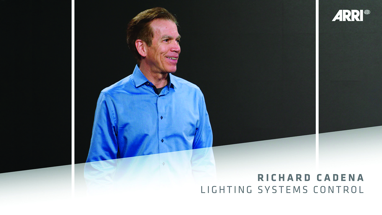 "ARRI Academy Launches ""Lighting Systems Control with Richard Cadena"" Course"